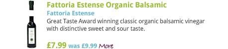 Fattoria Estense Organic Balsamic